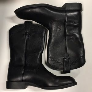 EUC Ariat leather boots